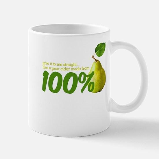 100% pear(s) Mug
