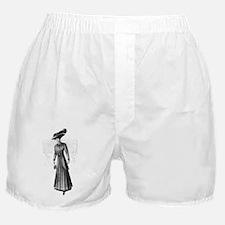 Gil Warzecha - Vintage Illust Boxer Shorts