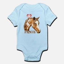 I Love Paints Infant Bodysuit