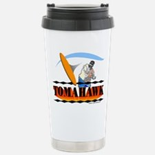 Tomahawk Stainless Steel Travel Mug