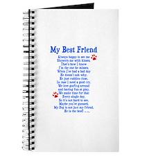 My Best Friend Dog Journal