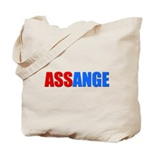 ASSange Tote Bag