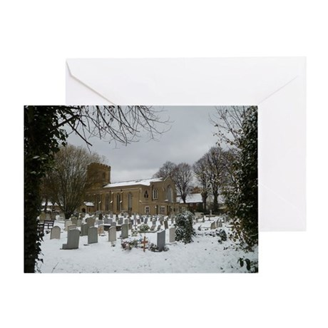 St Mary's Greeting Card