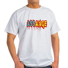 Assange Wikileaks T-Shirt