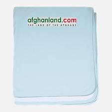 Funny Ahmad baby blanket