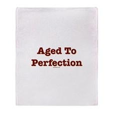 Perfection Grandpa Throw Blanket