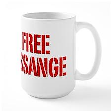 Free Assage Wikileaks Mug