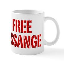 Free Assage Wikileaks Small Mug