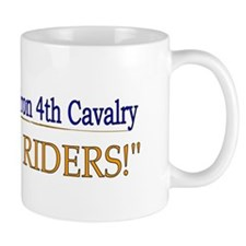 4th Squadron 4th Cav Mug