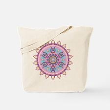 Healing Mandala Tote Bag