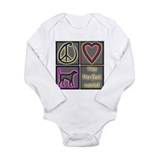 Perfect World: Labrador Retri Long Sleeve Infant B