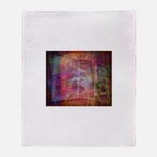Multiple Exposures Throw Blanket