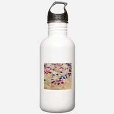 With Sprinkles on Top Water Bottle