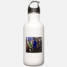 Marbles Water Bottle