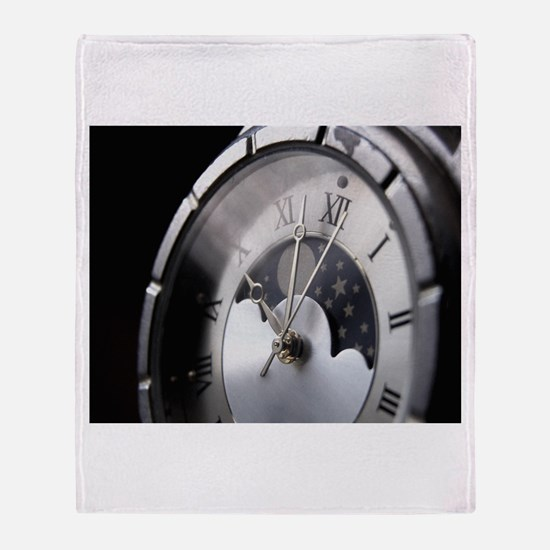 Time After Time Throw Blanket