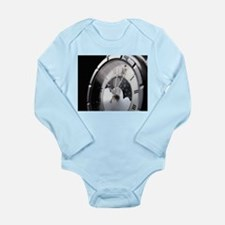 Time After Time Long Sleeve Infant Bodysuit