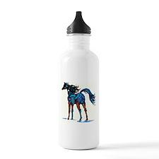 Southwest Horse 1 Water Bottle