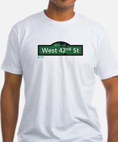 West 42nd Street in NY Shirt