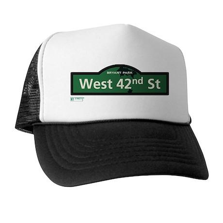 8th Avenue in NY Trucker Hat