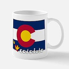 ILY Colorado Mug