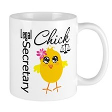 Legal Secretary Chick Mug