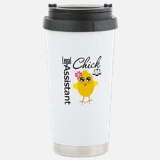 Legal Assistant Chick Travel Mug