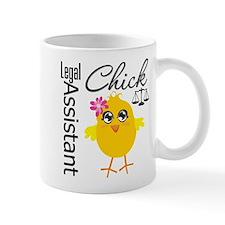 Legal Assistant Chick Mug