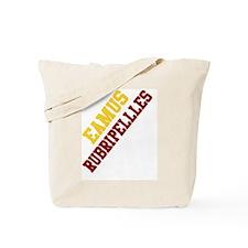 Rubripelles (Redskins) Tote Bag