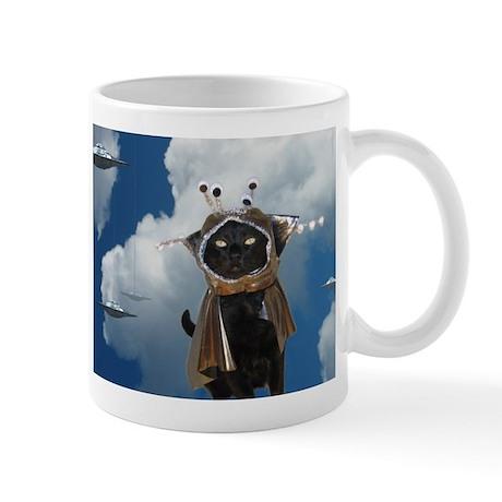 Alien Licorice Mug