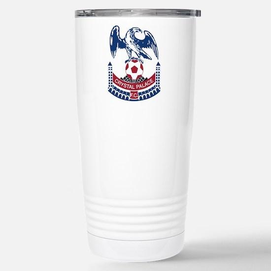 Crystal Palace FC Travel Mug
