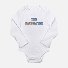 The Baconater Long Sleeve Infant Bodysuit