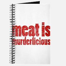 Meat is Murderlicious Journal