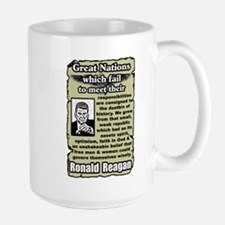 """Reagan: Great Nations"" Mug"