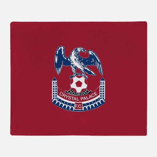 Crystal Palace FC Eagle FB Throw Blanket