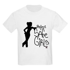 PROJECT SAFE GIRLS LOGO LG WITH TM900 T-Shirt