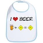 Beer + bike Bib