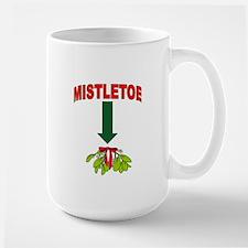 KISS ME THERE Mug