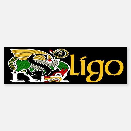 County Sligo Bumper Bumper Bumper Sticker