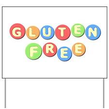 Gluten Free Yard Sign