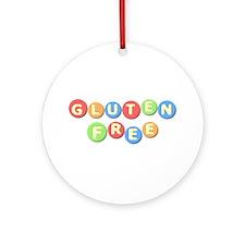 Gluten Free Ornament (Round)