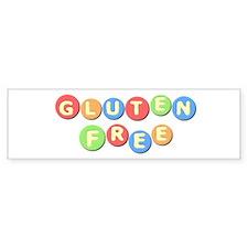 Gluten Free Bumper Sticker