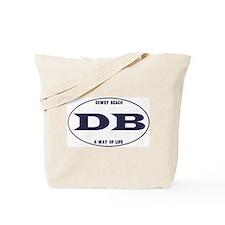 Dewey Beach Euro Tote Bag