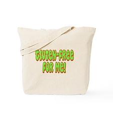 Gluten Free For Me Celiac Tote Bag