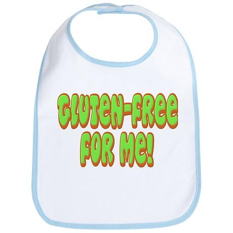 Gluten Free For Me Celiac Bib