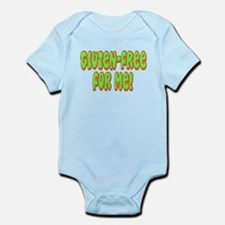 Gluten Free For Me Celiac Infant Bodysuit