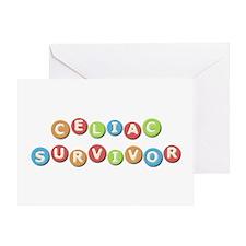 Celiac Survivor Greeting Card