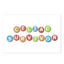 Celiac Survivor Postcards (Package of 8)