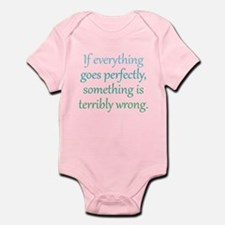 Terribly Wrong Infant Bodysuit