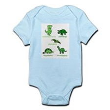 Dinosaurs Galore Infant Creeper