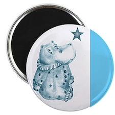 Dream Hippo Magnet